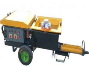 711 mortar spraying machine